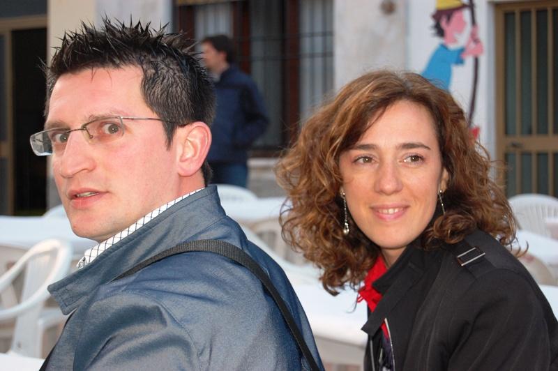 Valerio e Sara